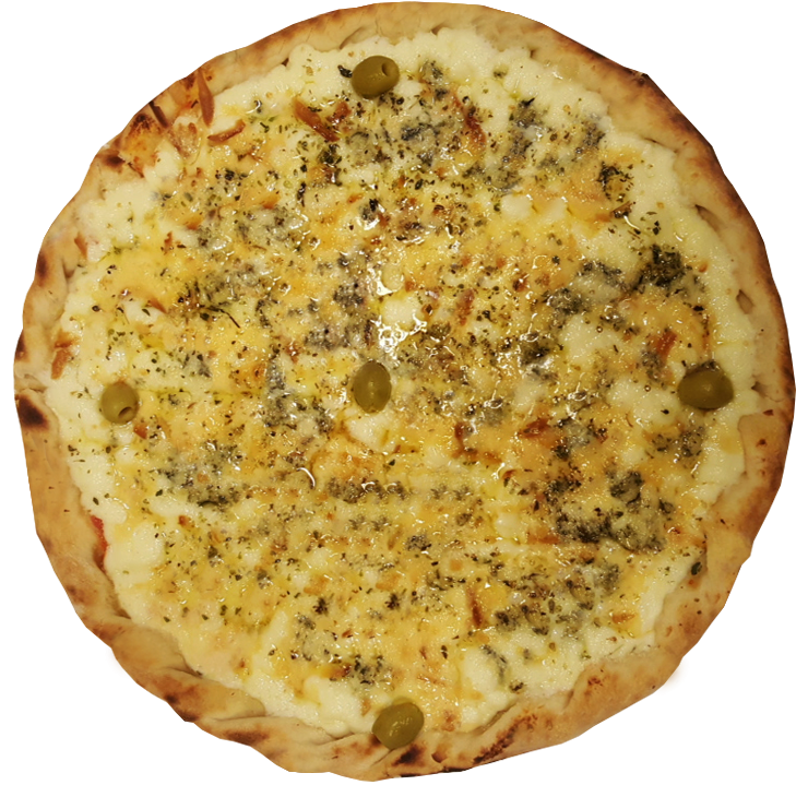 Pizza de Gorgonzola